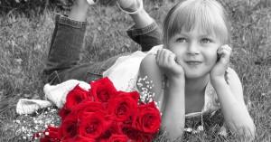 Color Splash Roses