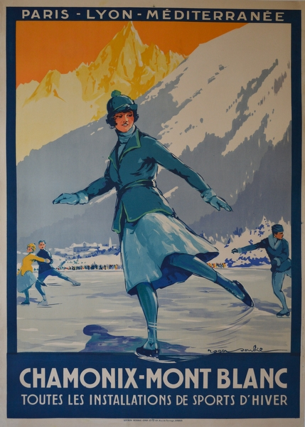public-domain-images-the-first-winter-olympics-1924 - public domain images