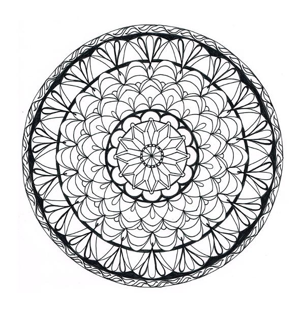 Entangled patterns