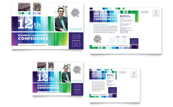 business-postcard-template