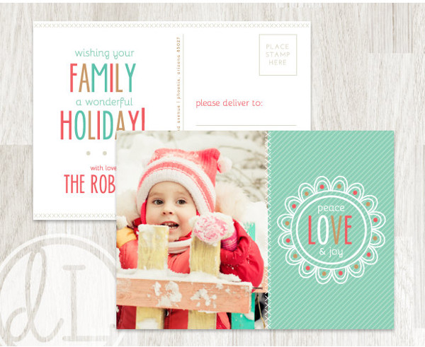 holiday-postcard-template