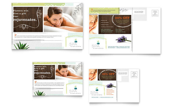spa-marketing-postcard-template