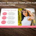7 Amazing Postcard Templates for Photographers