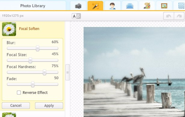 iPiccy Photo Editor Allows Full Control of Photo Effects picture