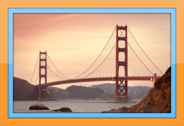 Photo Frames Online, add borders and frames to pictures for Free